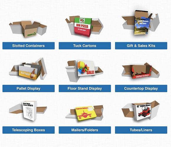 Box It Now: Step 1 - Choose a box style